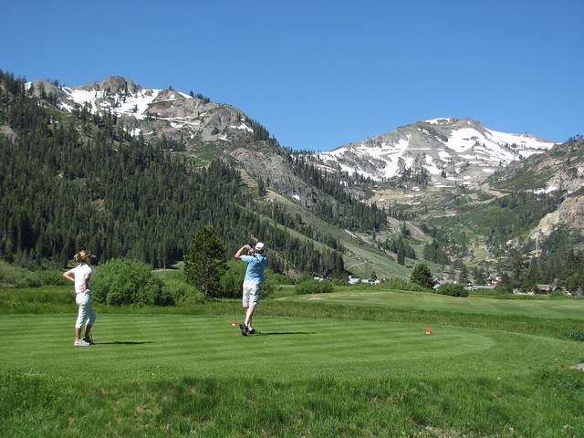 Squaw Creek Golf Course