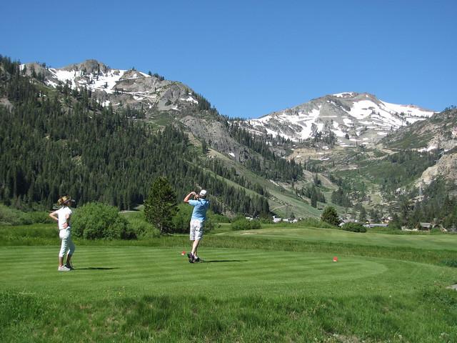 Squaw Creek Golf Course