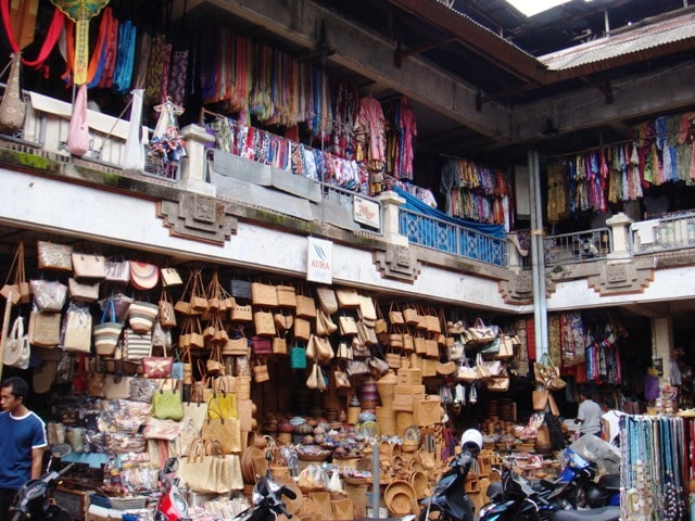 Best Markets in Bali