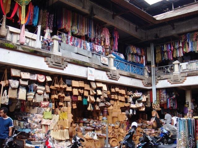 Best Markets in Bali