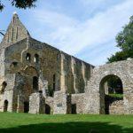 Battle Abbey Hastings England