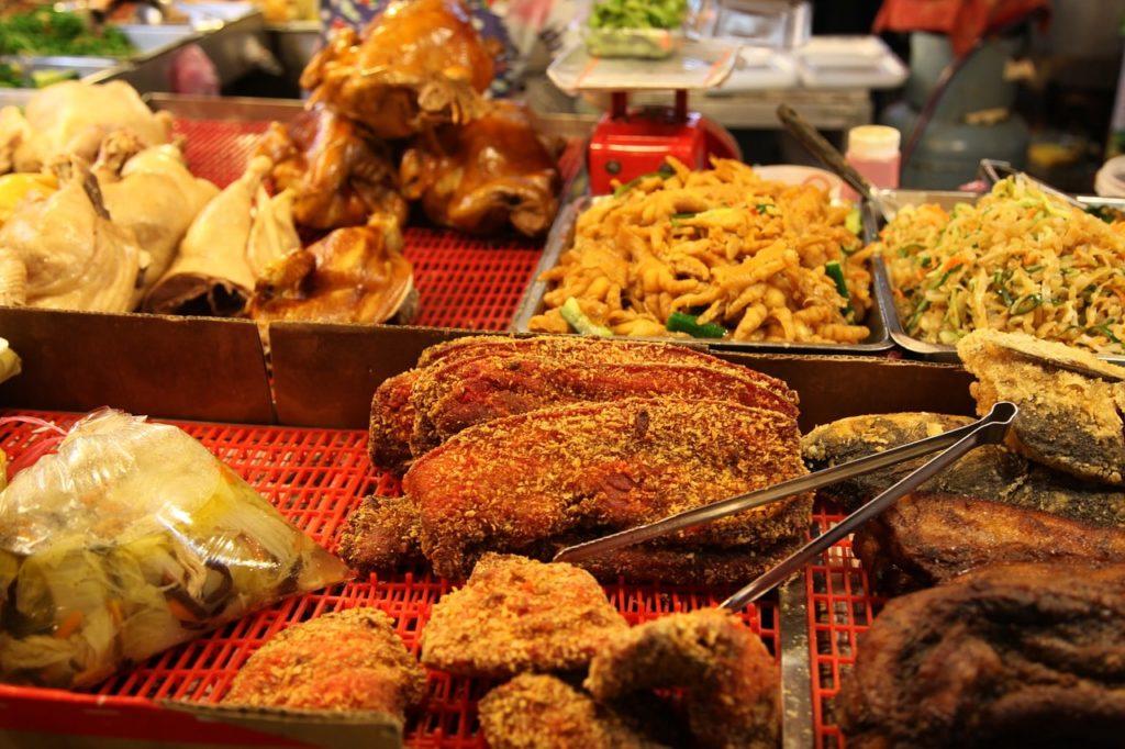Bali Food Markets