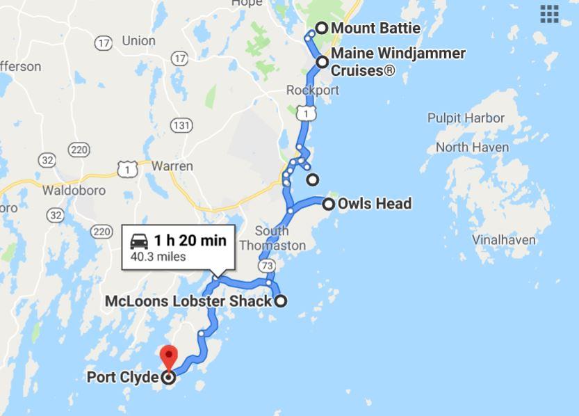 Things To Do Midcoast Maine