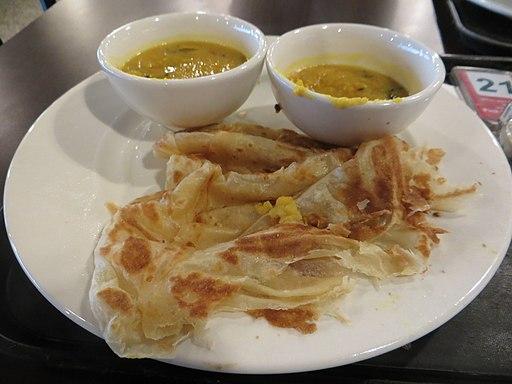 Roti Canai Malaysia
