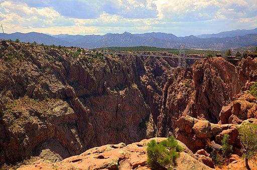Royal Gorge Canon Colorado