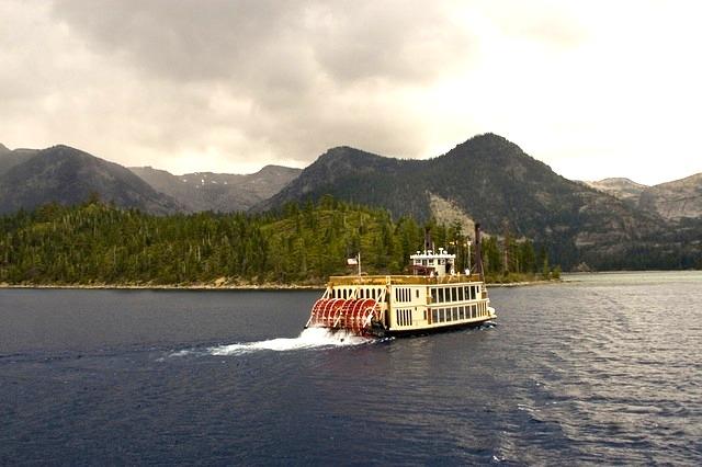 Lake Tahoe Boat Tour
