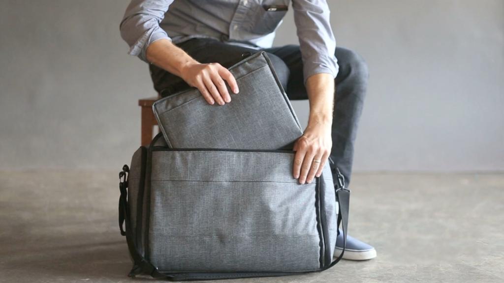 Computer Laptop Travel Bag