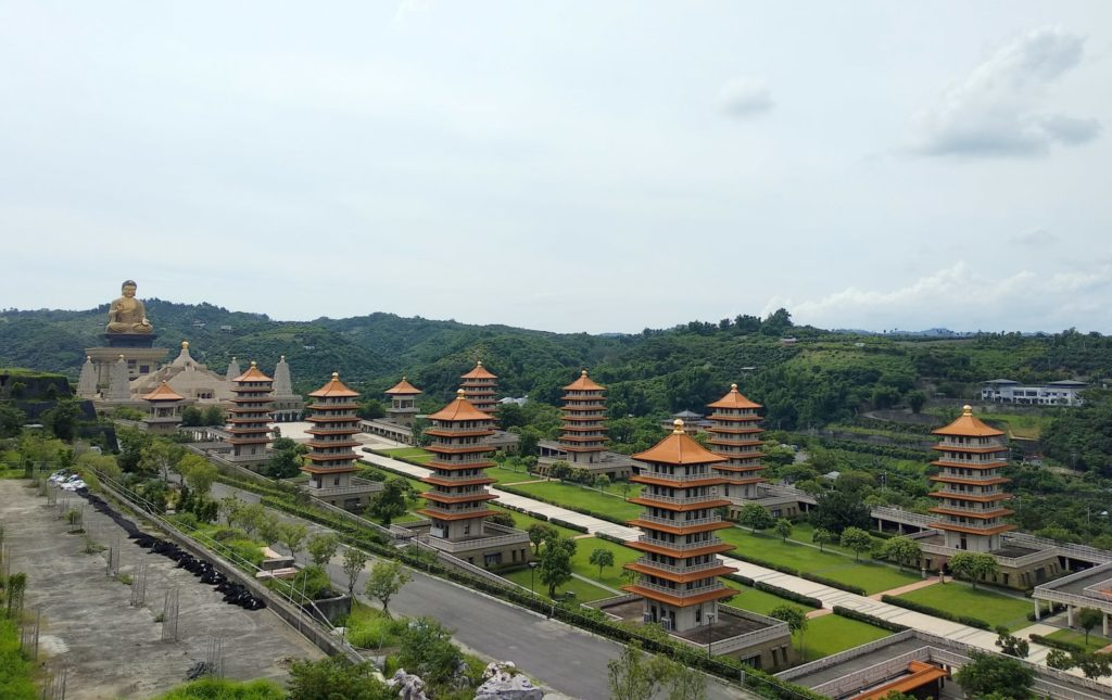 Fo Guang Shan Temple Taiwan