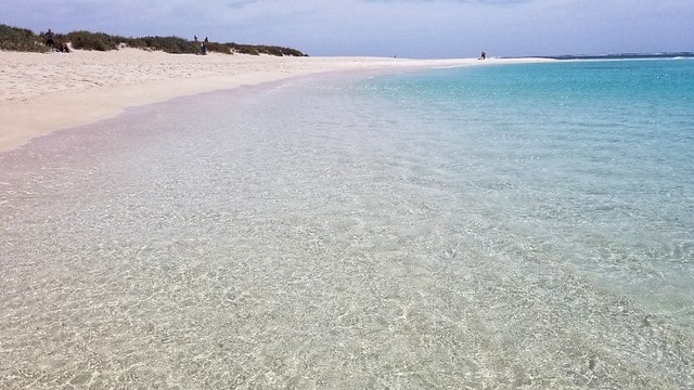 Ningaloo Beach Australia