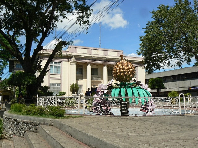 Davao City Hall Philippines