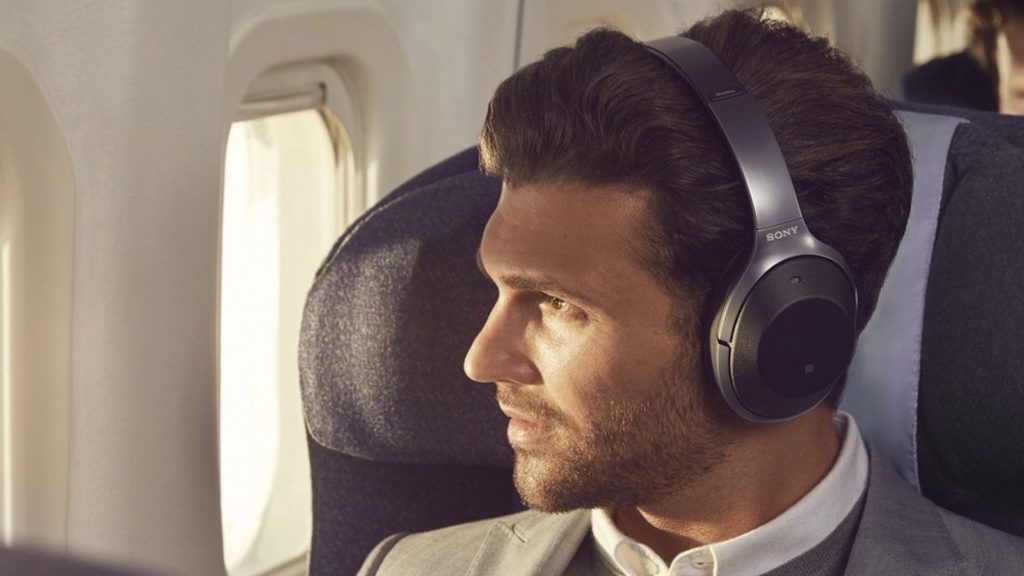 Noise Cancelling Travel Headphones