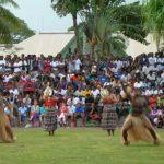 Fiji Festival Dancers