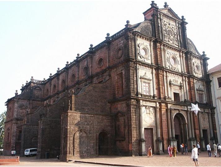 Goa Church India