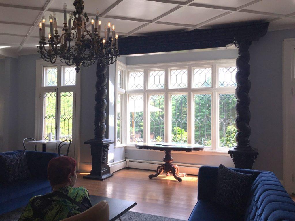 7 Hills Inn, Plunkett Lounge