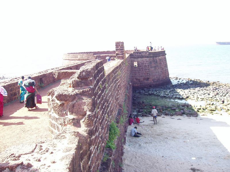 Aguada Fort Goa India