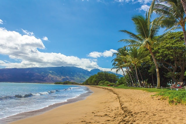 Maui Beach Vacation