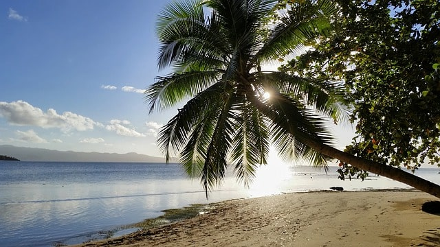 Fiji Luxury Beach Vacation