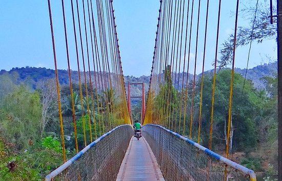 Hanging Bridge India
