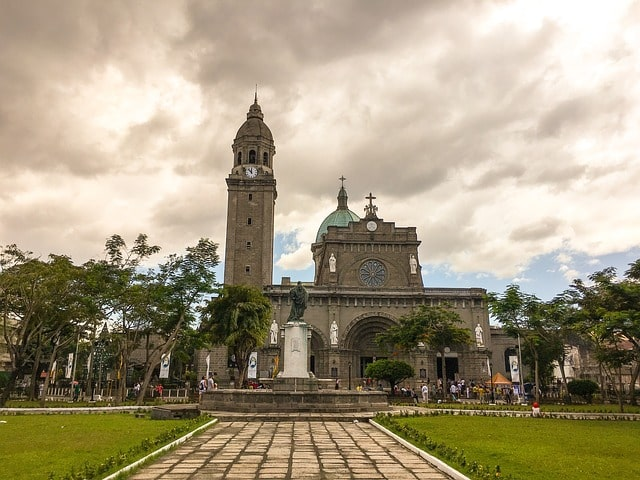 Manila Historic Buildings