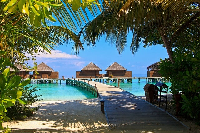 Maldives Luxury Beach Vacations