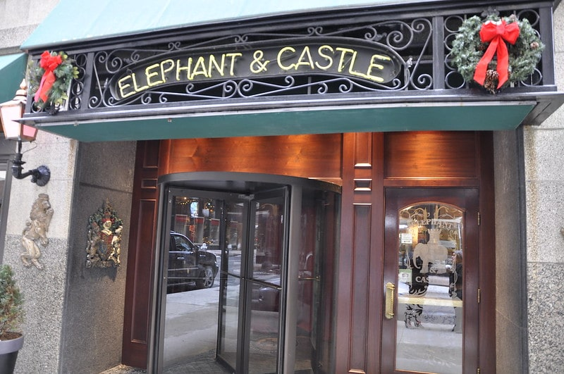 Elephant and Castle Chicago