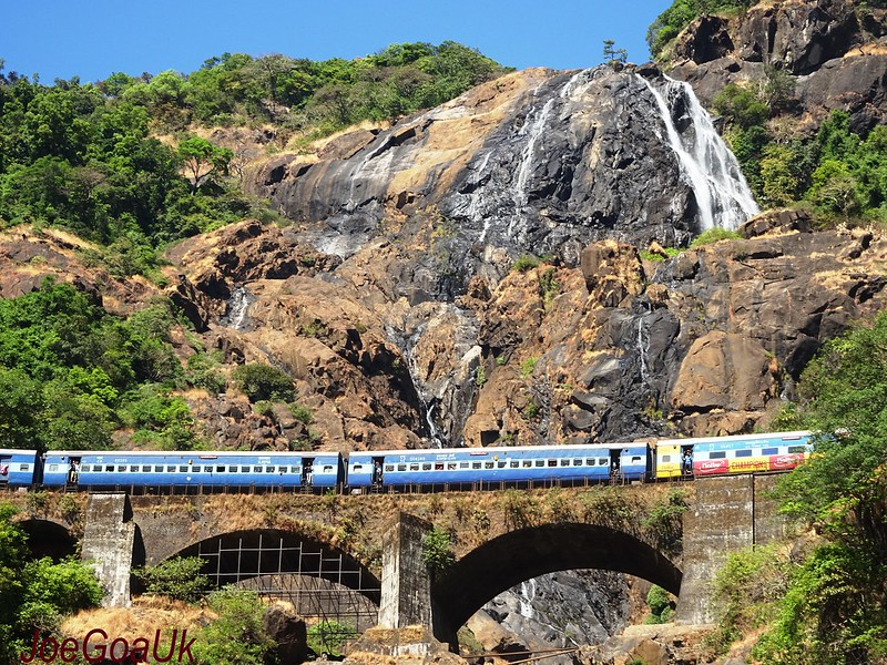 Dudhsagar Falls India