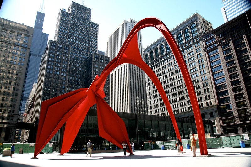 Flamingo Anchor Chicago