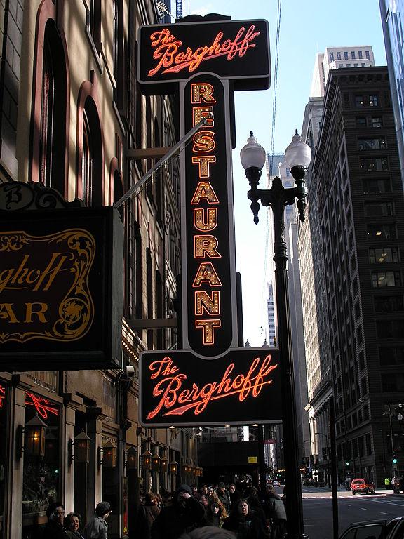 The Berghoff Resautant Chicago