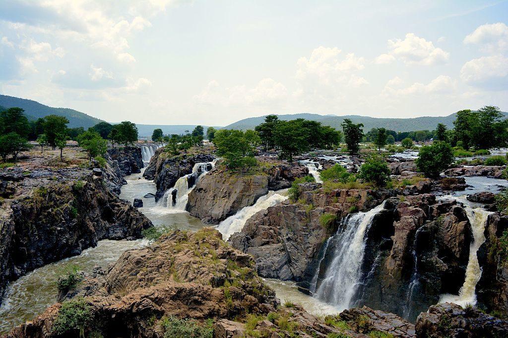 Hogenakkal Waterfalls India