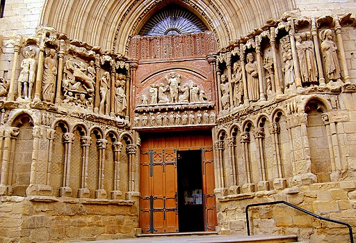 Medieval Church Rioja Spain