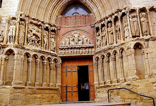 Medieval Church Rioja Spain