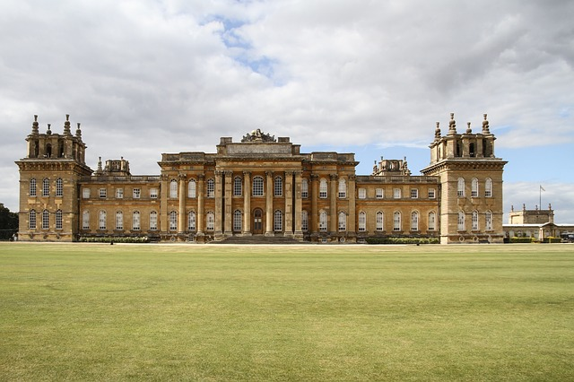 Blenheim Palace, Great Britain