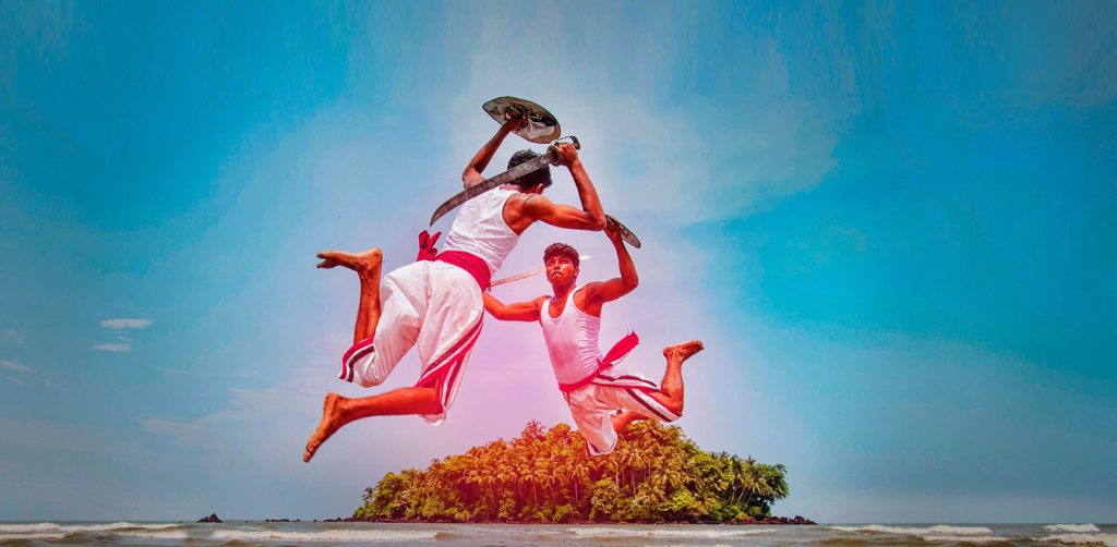 Kerala Marshal Arts Kalarippayattu