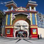 Luna Park Melbourne Austalia
