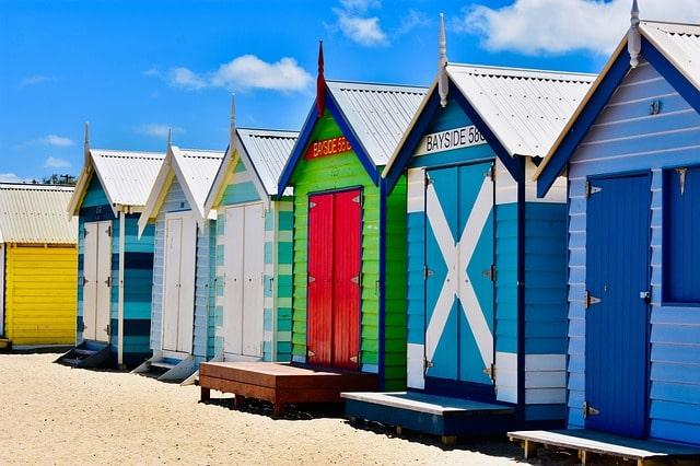Brighton Beach Boxes Melbourne