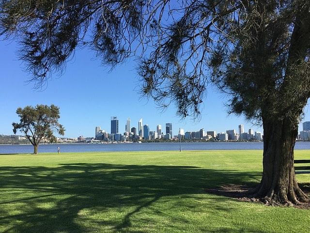 Perth River Park