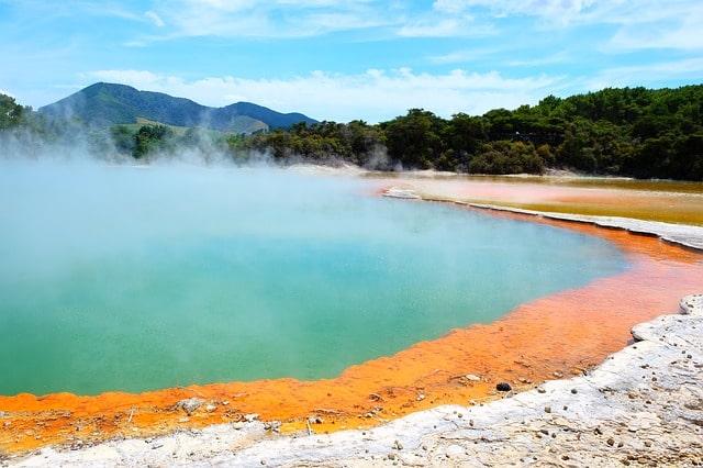 Rotorua New Zealand