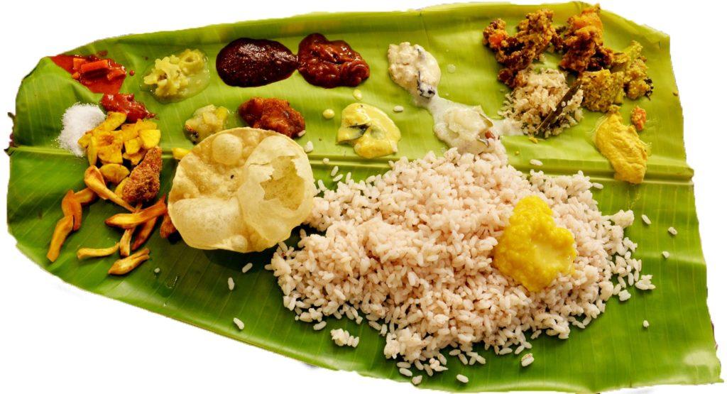 Kerala Sadyya Feast