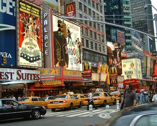 Times Square Travel Tips