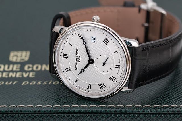 Swiss Wristwatch