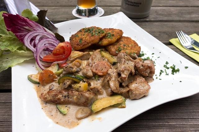 Zurich Meal