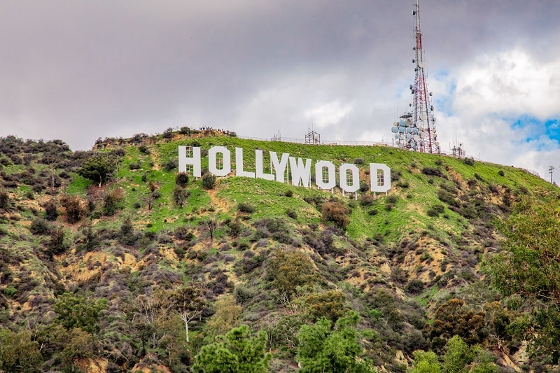 Hollywood Sign California