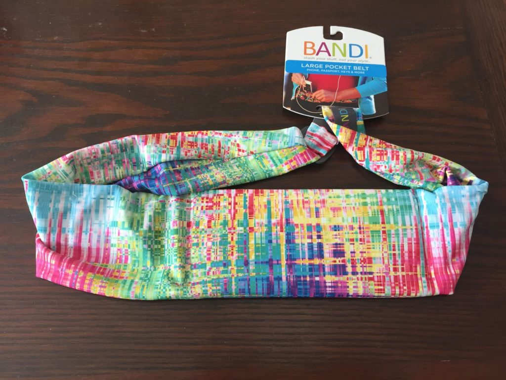 Bandi Pocket Belt