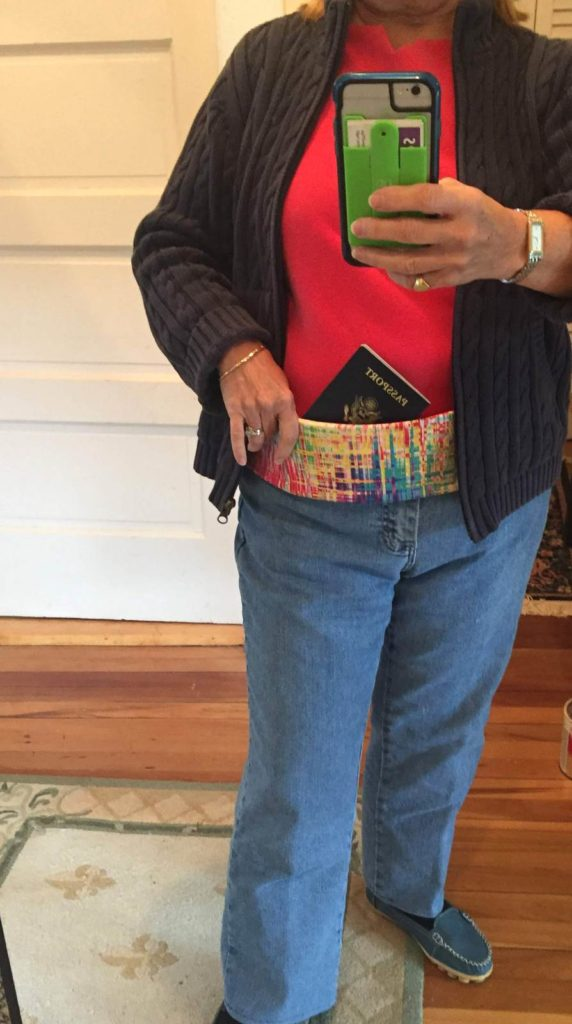Bandi Travel Belt