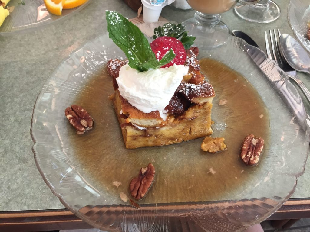 WIldflower Cafe French Toast