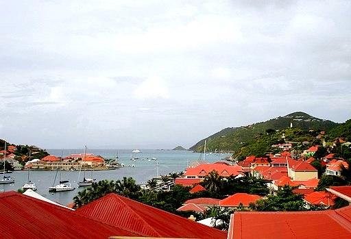 St. Barts Harbor