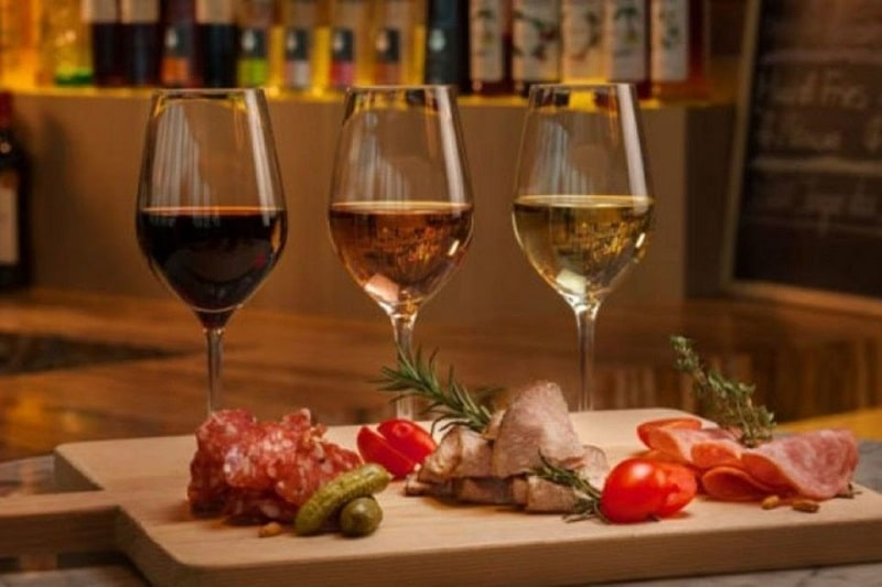 Wine Tasting California