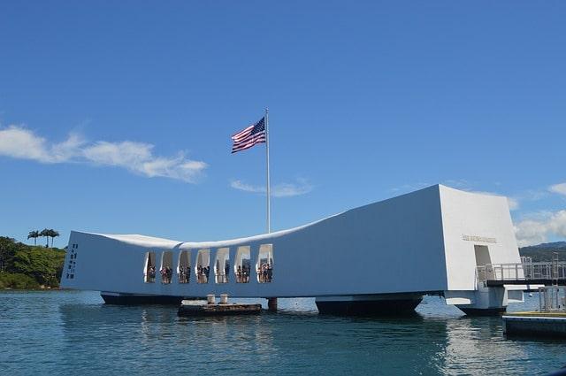 Pear Harbor Memorial