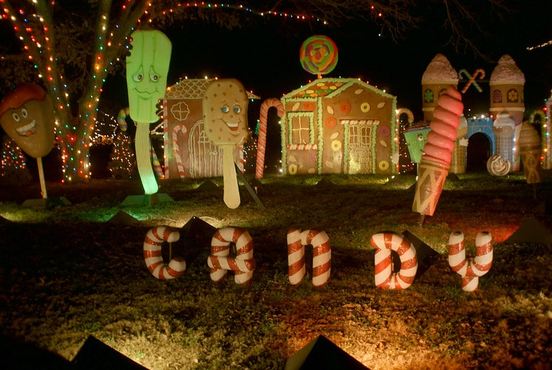 Austin Texas Trail of Lights