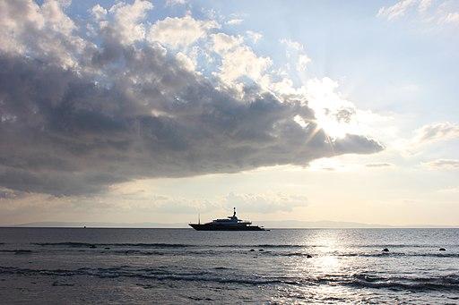 Andaman Sea Cruise
